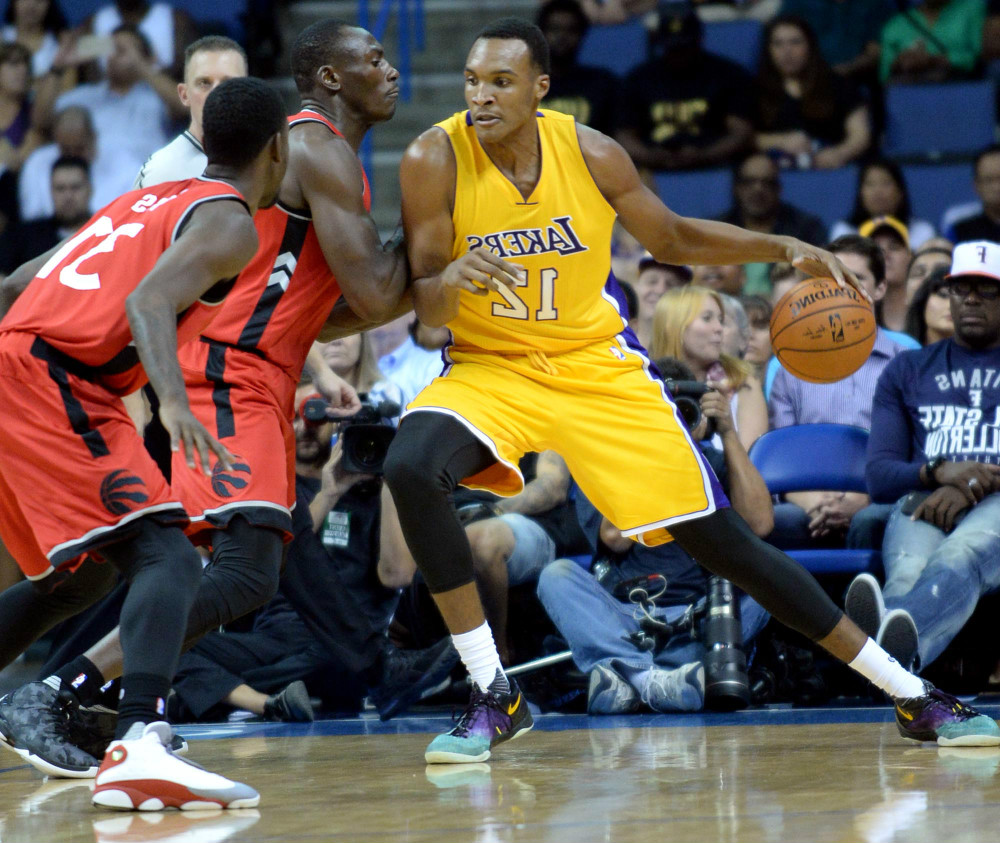 LA Lakers vs Toronto Raptors